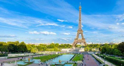 Die romantischsten Urlaubsziele: Paris