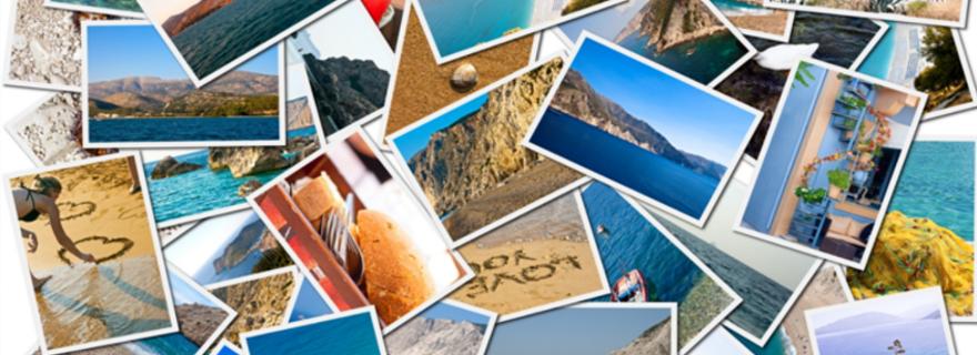 Sammlung Urlaubsbilder