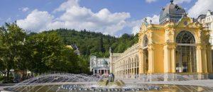 Urlaub in Tschechien: Marienbad