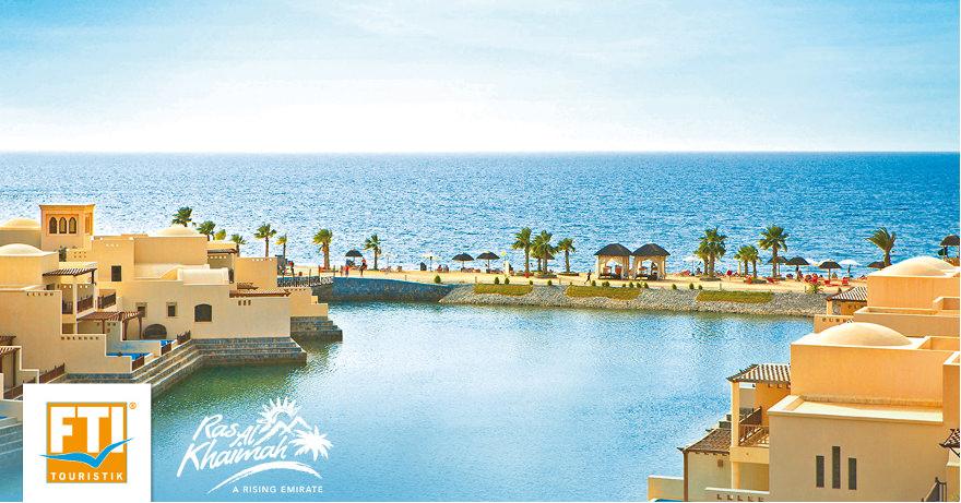 The Cove Rotana Resort in Ras al Khaimah