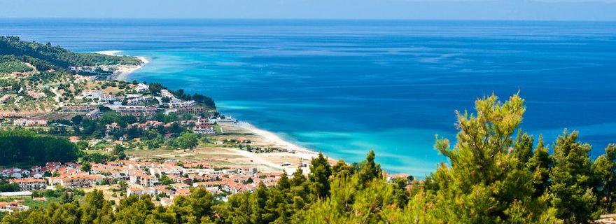 traumhafte Badeorte in Griechenland: Kassandra