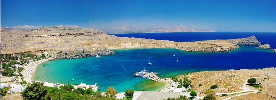 Insel in Griechenland: Rhodos