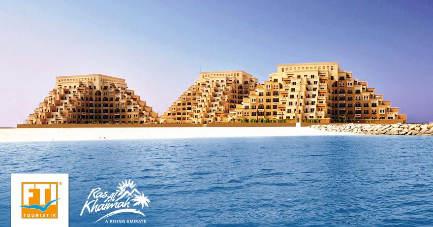 Hotelanlage Rixos Bab Al Bahr