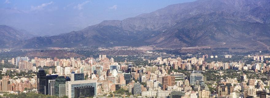 Santiago, Hauptstadt Chiles