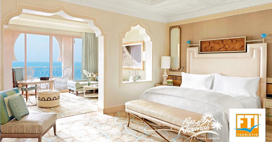 Beispielzimmer im Waldorf Astoria