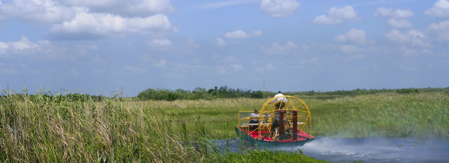 UNESCO Weltkulturerbe: Everglades Nationalpark