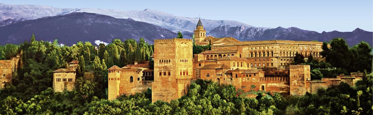Andalusien, Granda