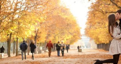 Urlaub im Herbst
