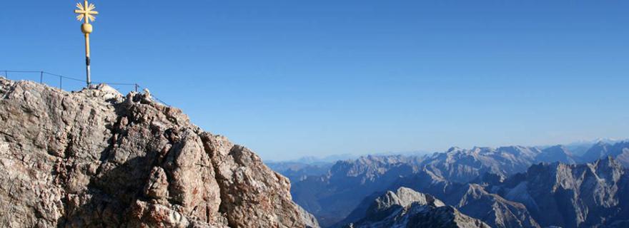 höchster Berg Deutschlands