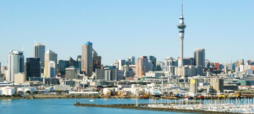 Beeindruckendes Auckland