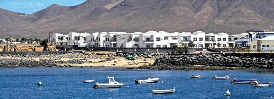Hafen von Lanzarote