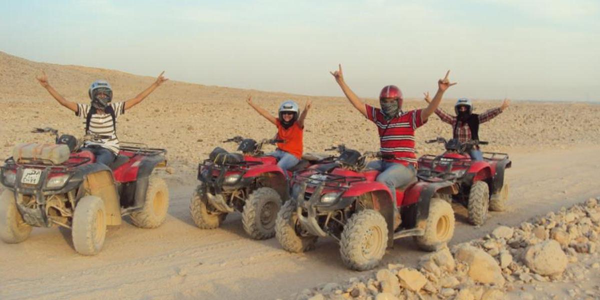 Quad-Tour Ägypten