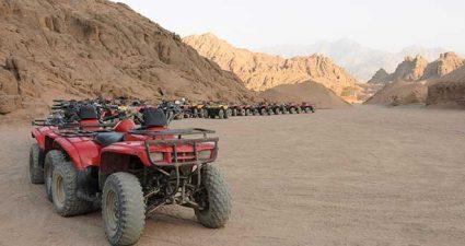 Quad Tour durch Ägypten