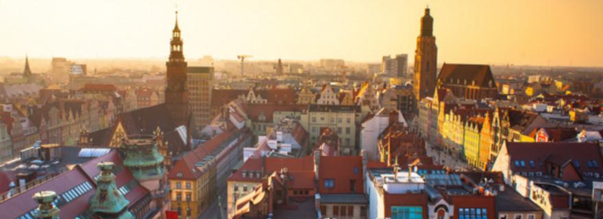 Breslau in Polen