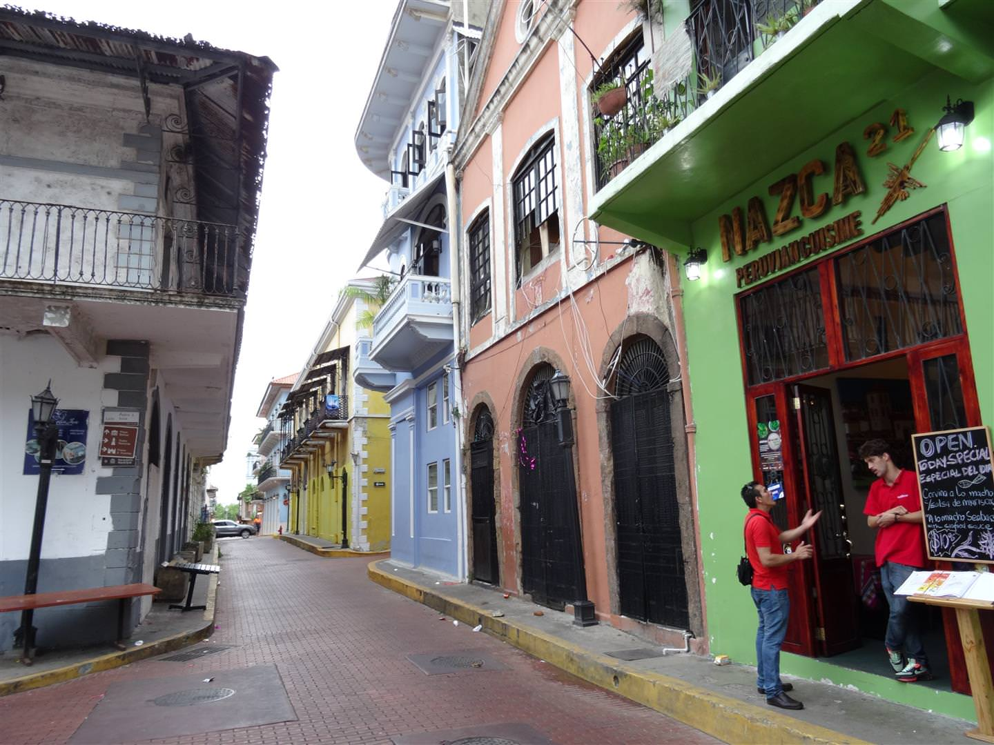 Casco Antiguo in Panama