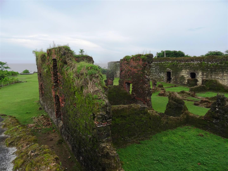Festung San Lorenzo Panama