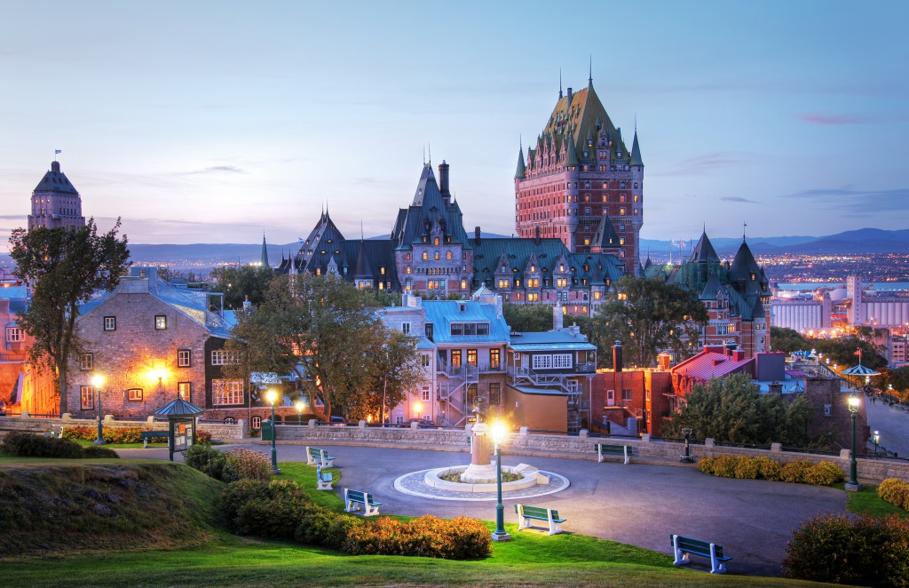 Québec City in Kanada