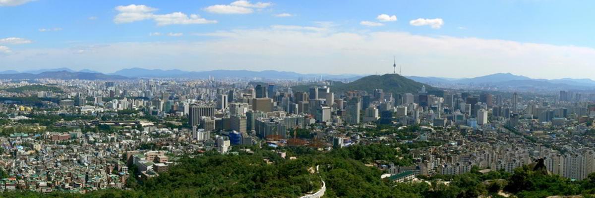 Südkoreas Hauptstadt Seoul