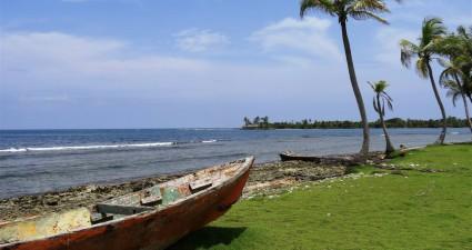 San Blas Inseln in Panama