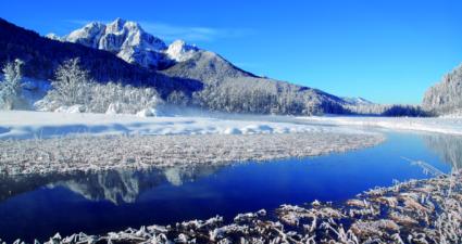 Slowenien im Winter