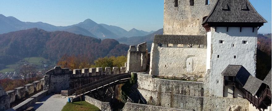 Burg Starigrad in Solwenien