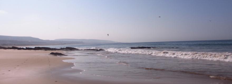 Strand in Agadir