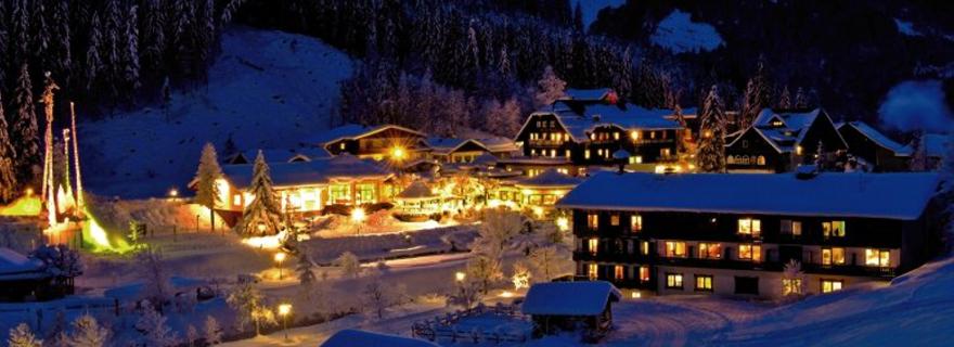 Hotel im Salzburger Land