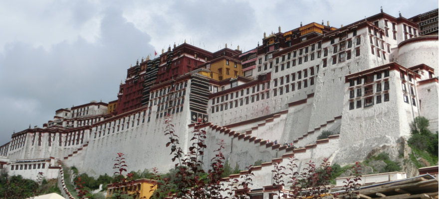Palast in Lhasa
