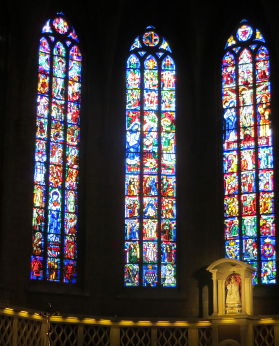 Cathedrale Notre Dame de Luxembourg