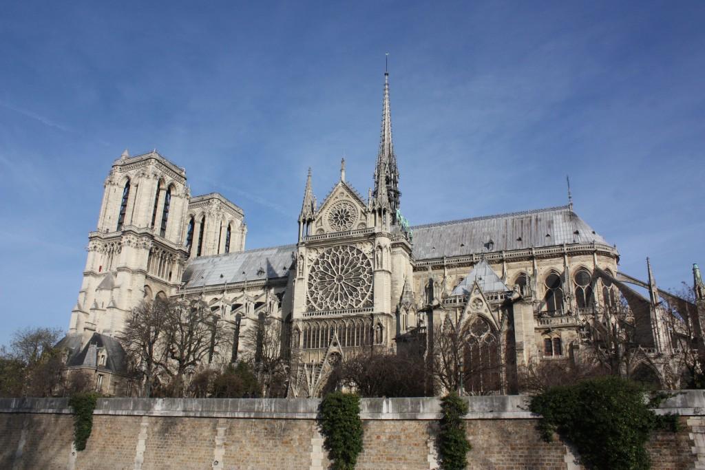 Sehenswürdigkeit Paris: Notre Dame
