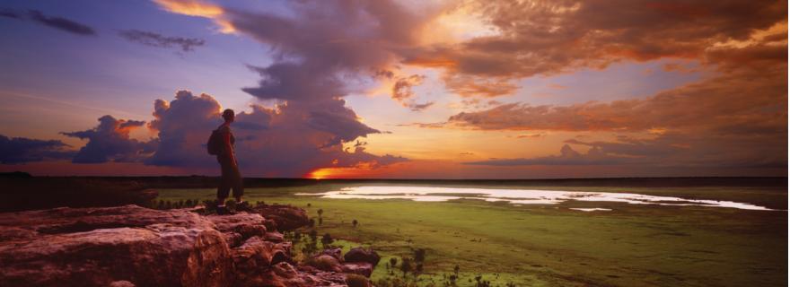 Ubirr Rock in Australien