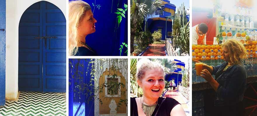 Eindrücke aus Marrakesch