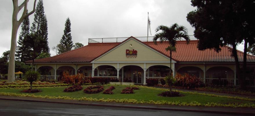 Gebäude: Dole Plantage