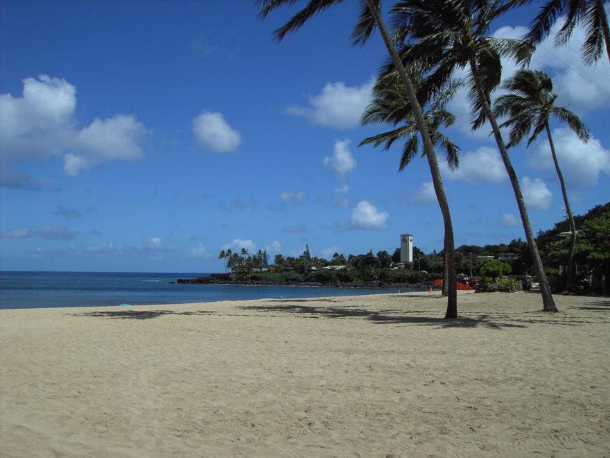 Haleiwa Beach Oahu