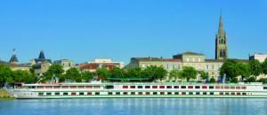 Flusskreuzfahrt ab Bordeaux