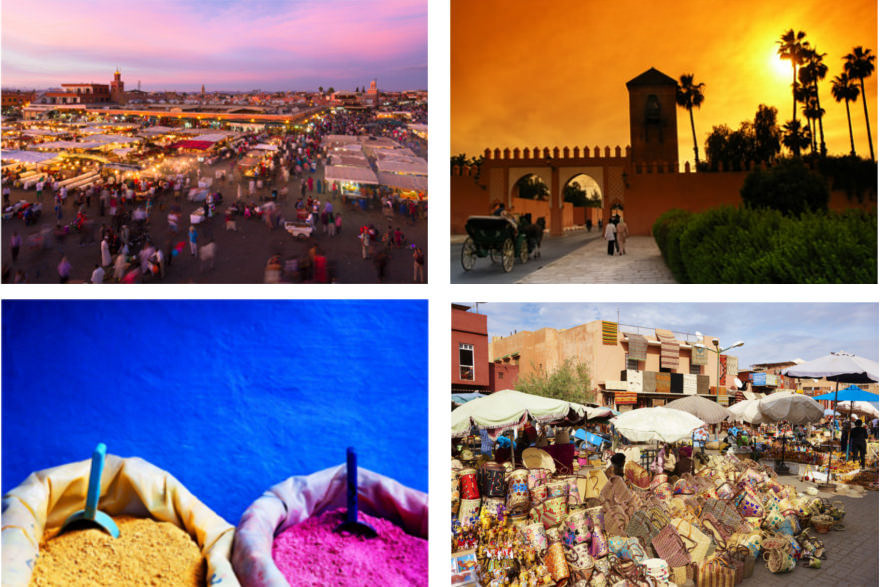 Eindrücke Marrakesch