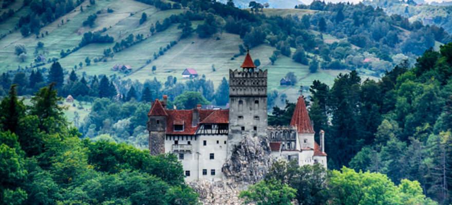 Burg in Transsilvanien:Burg Bran