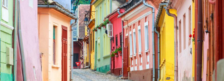 Stadt in Rumänien: Sighisoara