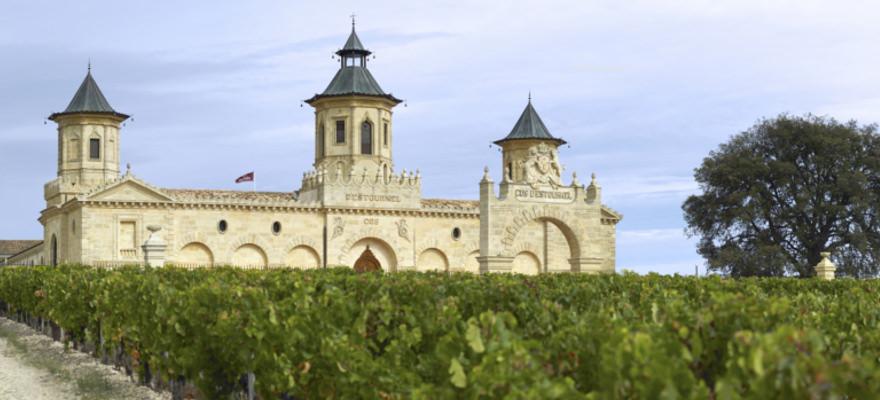 Schloss in Frankreich: Chateau cos d'Estournel