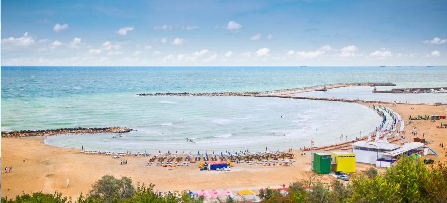 Rumänien-Strand