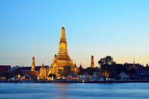 Bangkok Urlaub Tempel