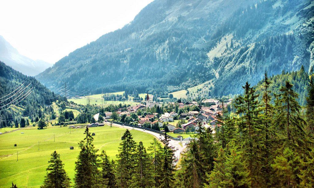 Bern Oberland Berge Schweiz Urlaub