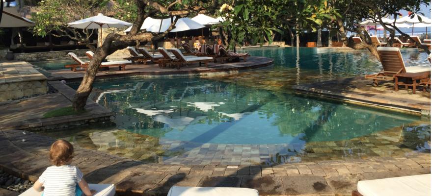 Royal Beach Seminyak Hotel auf Bali