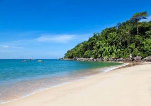 Strand Insel Urlaub Koh Samet