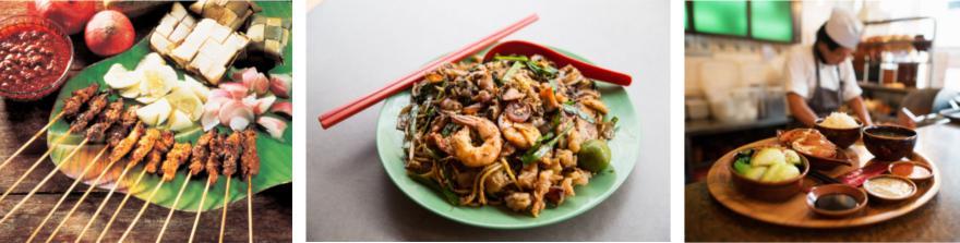 Kulinarik Singapur
