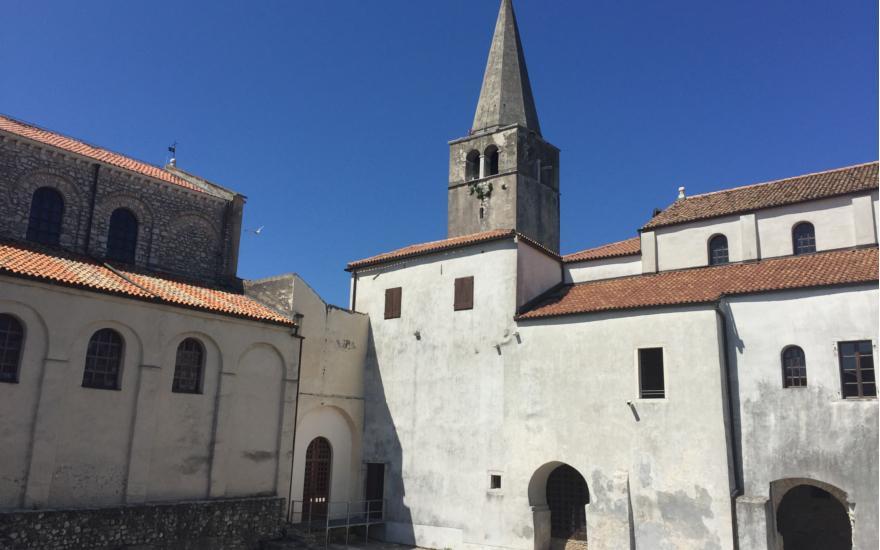 Kloster in Porec