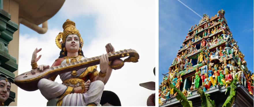 Sri Mariamma Hindu Tempel