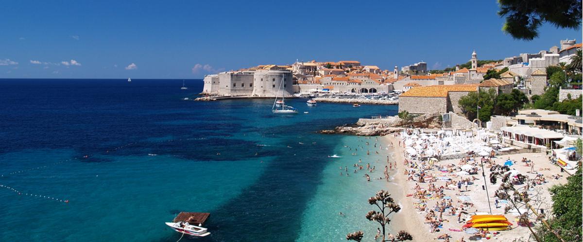Kroatiens Meer