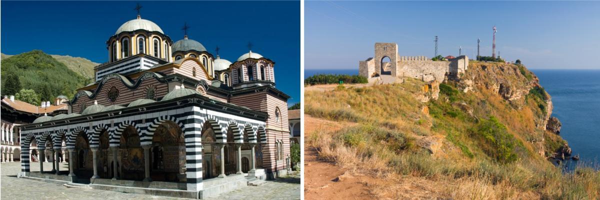 Sehenswürdigkeiten Bulgarien