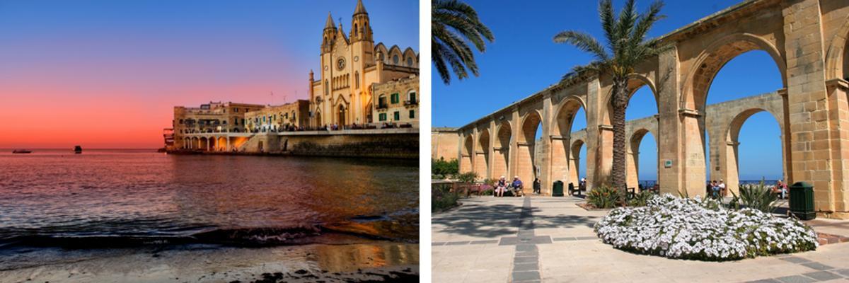 Urlaub in Malta